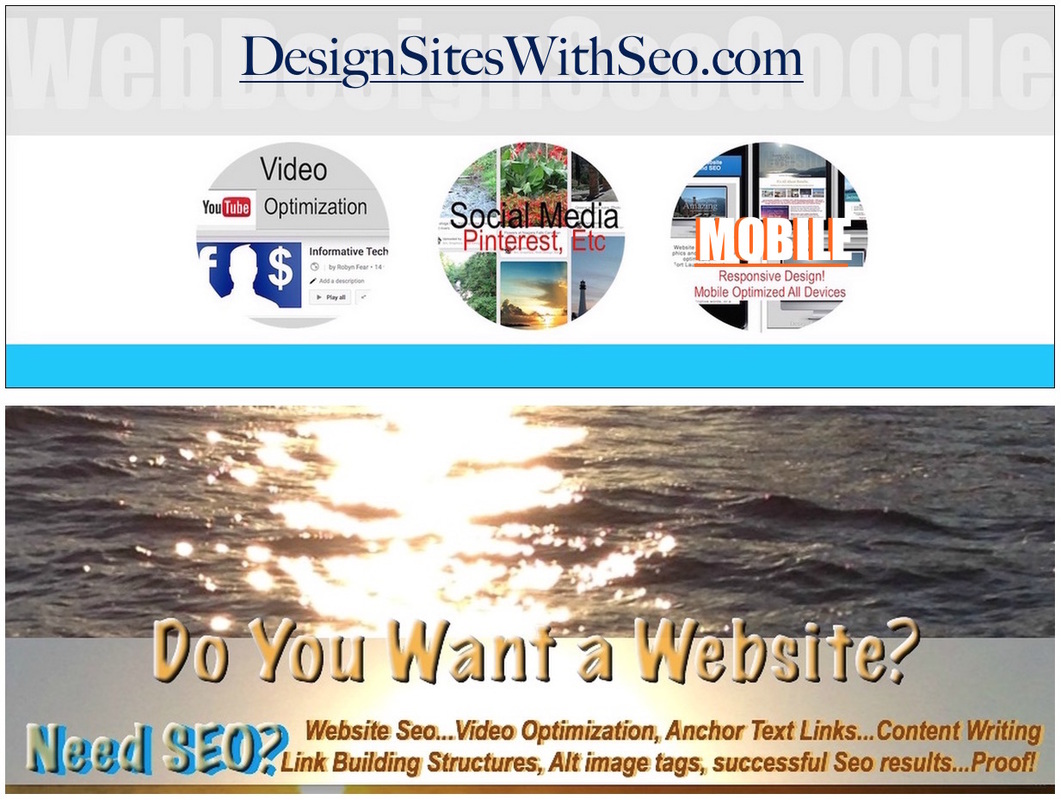 Design websites with Seo
